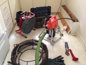 Regina Clogged Sewer? Call Duke Sewer (306) 585-3853